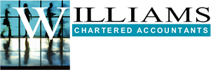 Williams Chartered Accountants Logo